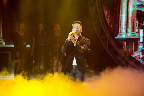 Hòai Lâm giành giải 1 tỷ đồng tại Bài hát yêu thích - 8