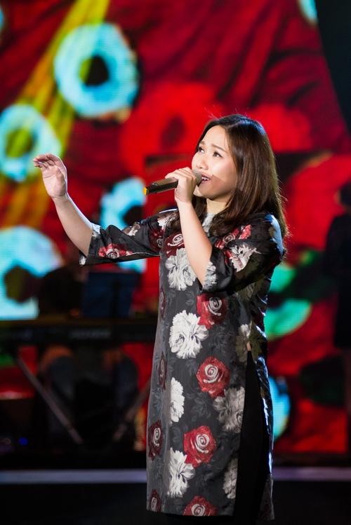 Hòai Lâm giành giải 1 tỷ đồng tại Bài hát yêu thích - 7
