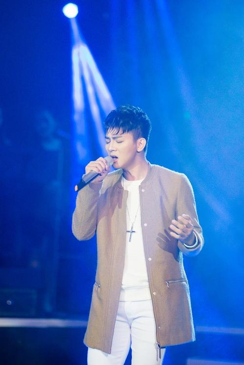 Hòai Lâm giành giải 1 tỷ đồng tại Bài hát yêu thích - 2