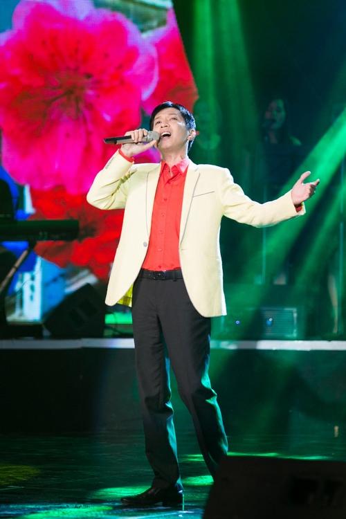 Hòai Lâm giành giải 1 tỷ đồng tại Bài hát yêu thích - 12
