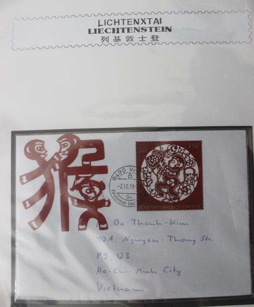 """Cụ ông U80 sở hữu bộ tem tất niên """"độc"""" của hơn 100 quốc gia - 7"""