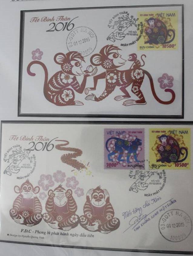"""Cụ ông U80 sở hữu bộ tem tất niên """"độc"""" của hơn 100 quốc gia - 2"""