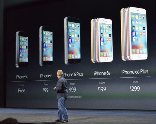 """Doanh số """"khủng"""" của iPhone thu về từ Trung Quốc là phi lý - 1"""