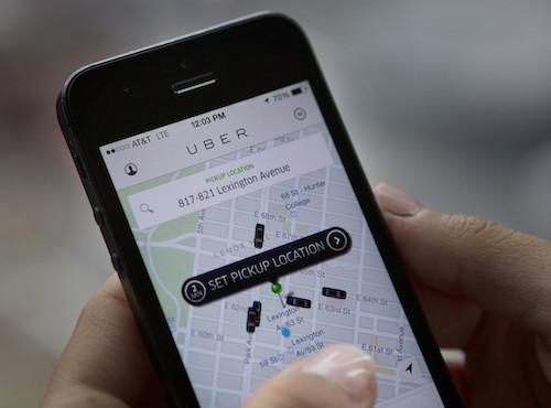 """Coi chừng bị """"đội giá"""" khi đi taxi Uber! - 2"""