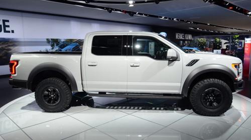 """""""Quái vật"""" Ford F150 Raptor thế hệ mới trình diện - 2"""