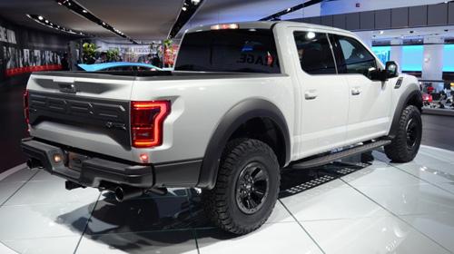 """""""Quái vật"""" Ford F150 Raptor thế hệ mới trình diện - 3"""