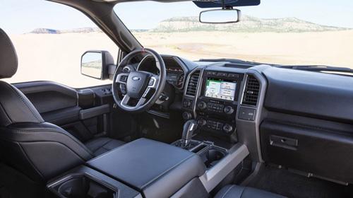 """""""Quái vật"""" Ford F150 Raptor thế hệ mới trình diện - 4"""