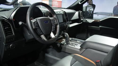 """""""Quái vật"""" Ford F150 Raptor thế hệ mới trình diện - 5"""