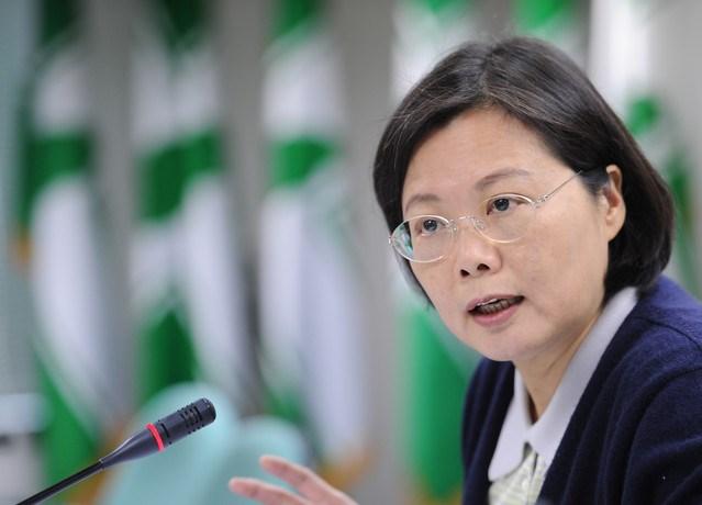 Đài Loan có nữ lãnh đạo đầu tiên - 1