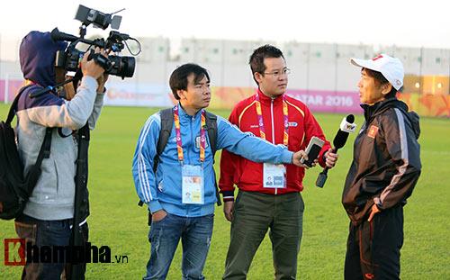 HLV Miura: U23 Việt Nam sẽ ghi bàn vào lưới U23 Úc - 2