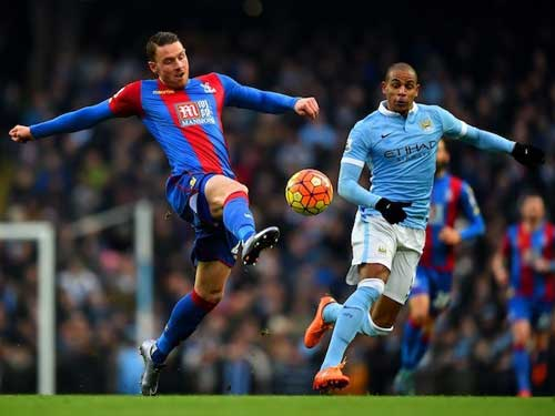 video man city vs crystal palace - 1
