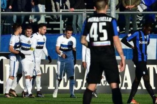 Atalanta - Inter: Trận cầu kỳ lạ - 1