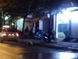 Tin tức trong ngày - HN: Công an bác tin côn đồ nổ súng truy sát trên phố