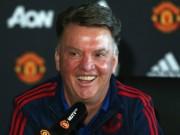 """Bóng đá - Van Gaal châm chọc """"kỳ tích"""" 26 năm trắng tay của Liverpool"""
