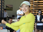 Thể thao - Người đẹp châu Á tranh tài ở giải golf Việt chuyên nghiệp