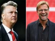 Bóng đá - Van Gaal đấu Klopp: Những định nghĩa khác về thất bại