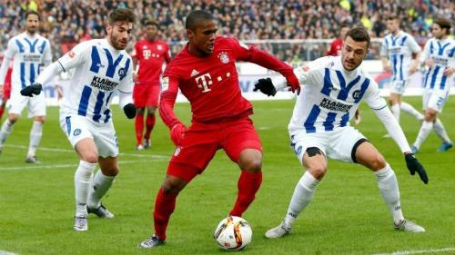Karlsruher - Bayern: Cú sốc đầu năm - 1