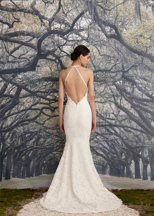 10 mẫu váy biến cô dâu thành nữ hoàng trong ngày cưới - 5