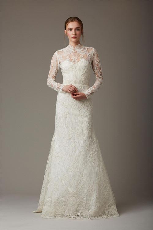 10 mẫu váy biến cô dâu thành nữ hoàng trong ngày cưới - 4