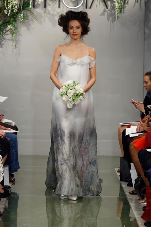 10 mẫu váy biến cô dâu thành nữ hoàng trong ngày cưới - 8