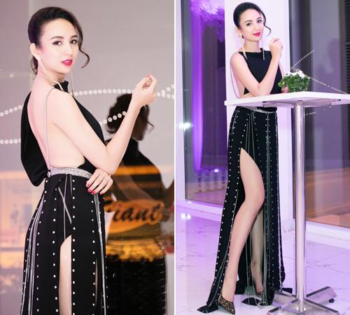 Váy áo 'hở mà không hư' của mỹ nhân Việt - 13