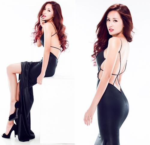 Váy áo 'hở mà không hư' của mỹ nhân Việt - 2
