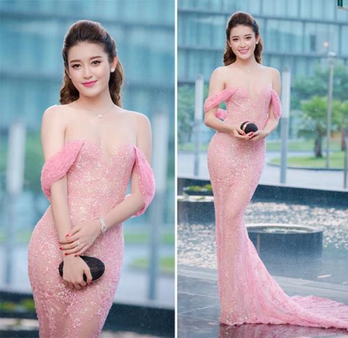 Váy áo 'hở mà không hư' của mỹ nhân Việt - 7