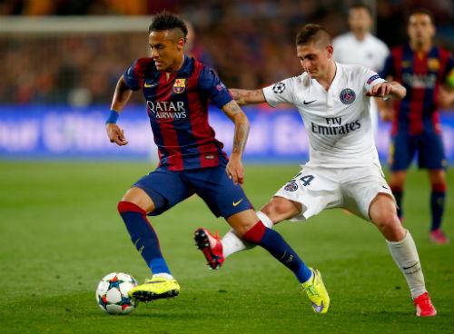 """PSG chi 400 triệu hỏi Neymar, Barca """"đáp lễ"""" với Verratti - 1"""