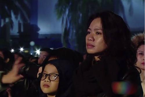 Clip Trần Lập nghẹn ngào hát tặng vợ yêu - 3