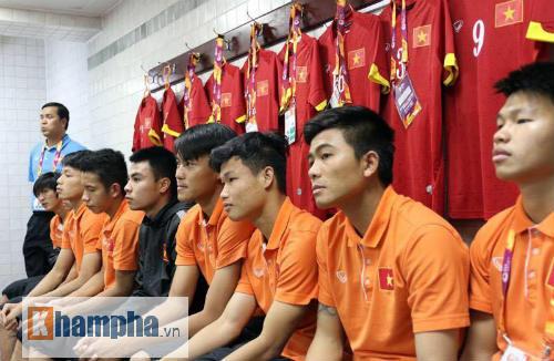 Chi tiết U23 Việt Nam - U23 Australia: Kết cục không thể khác (KT) - 19