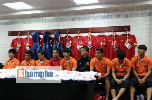 Chi tiết U23 Việt Nam - U23 Australia: Kết cục không thể khác (KT) - 18