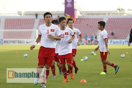 Chi tiết U23 Việt Nam - U23 Australia: Kết cục không thể khác (KT) - 16