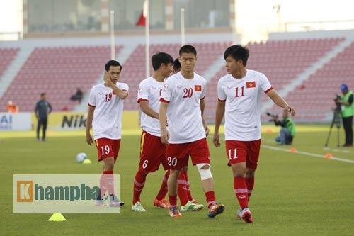 Chi tiết U23 Việt Nam - U23 Australia: Kết cục không thể khác (KT) - 17