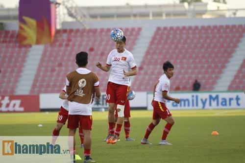Chi tiết U23 Việt Nam - U23 Australia: Kết cục không thể khác (KT) - 12