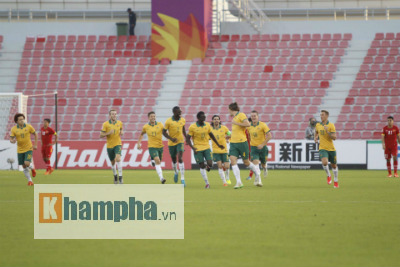 Chi tiết U23 Việt Nam - U23 Australia: Kết cục không thể khác (KT) - 4