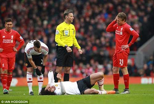 Video Liverpool vs MU - 1