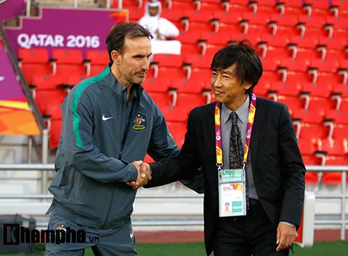 """HLV Miura: """"U23 Việt Nam đã thiếu may mắn"""" - 2"""