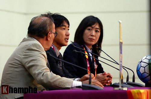 """HLV Miura: """"U23 Việt Nam đã thiếu may mắn"""" - 1"""