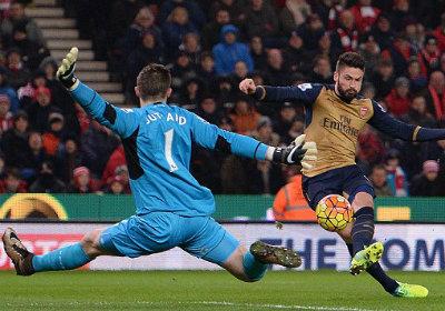 Chi tiết Stoke – Arsenal: Bế tắc vẫn hoàn bế tắc (KT) - 5