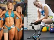 Thể thao - Cô gái không chân và sự kỳ diệu của thể thao