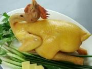 Ẩm thực - Cách luộc gà cúng ngon, đẹp mắt đón Tết Nguyên đán