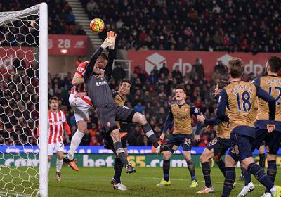 Chi tiết Stoke – Arsenal: Bế tắc vẫn hoàn bế tắc (KT) - 7