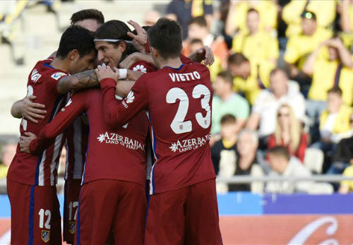 Las Palmas - Atletico Madrid: Tiếp đà thăng hoa - 1