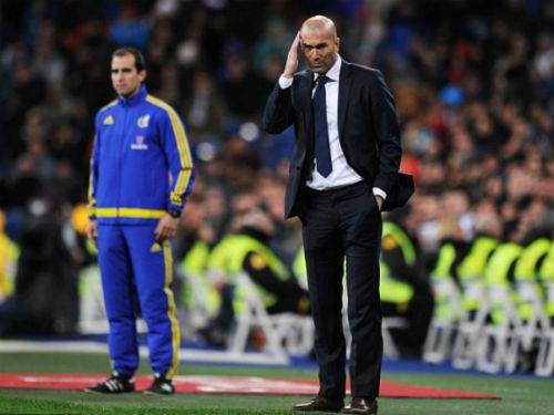 Zidane buồn vui lẫn lộn vì B-B-C - 1