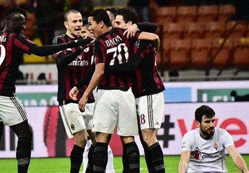 Milan – Fiorentina: Khác biệt ở dứt điểm - 1