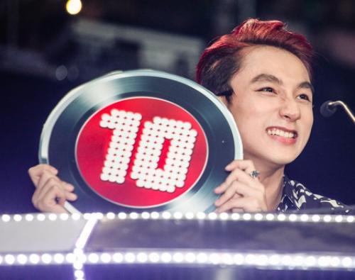 Sơn Tùng làm 'hoa hậu thân thiện' tại 'The Remix' - 1
