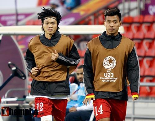 U23 Việt Nam: 20 phút làm Tuấn Anh thêm buồn - 3