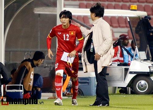 U23 Việt Nam: 20 phút làm Tuấn Anh thêm buồn - 5