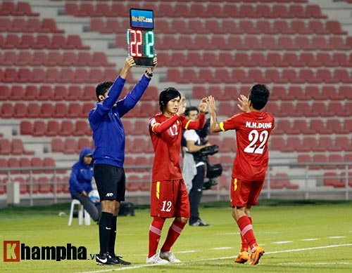 U23 Việt Nam: 20 phút làm Tuấn Anh thêm buồn - 6