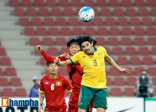 U23 Việt Nam: 20 phút làm Tuấn Anh thêm buồn - 8